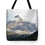 Dolomites Of Italy Tote Bag