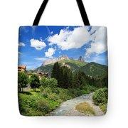 Dolomiti - Avisio Stream Tote Bag