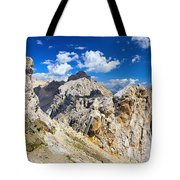 Dolomiti - Costabella Mount Tote Bag