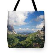 Dolomiti - Sella Pass Tote Bag