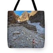 Dolomiti - Val Setus Tote Bag