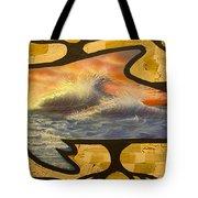Dolphin Dream I Tote Bag