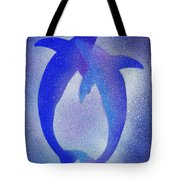Dolphins 3 Tote Bag