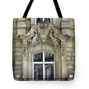 Dom Hotel Balcony Window Cologne Germany Tote Bag