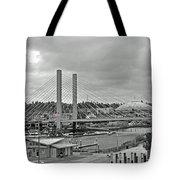 Dome And Bridge Tote Bag