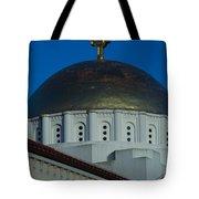 Dome At St Sophia Tote Bag