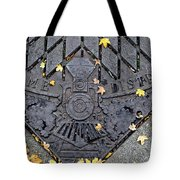 Dome District Tote Bag