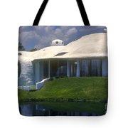 Dome Home Tote Bag