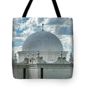 Dome Of San Xavier - Tucson Az Tote Bag