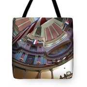 Dome Of The Old Courthouse Tote Bag