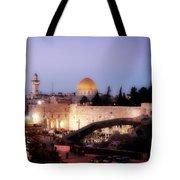 Dome - Twilight Tote Bag