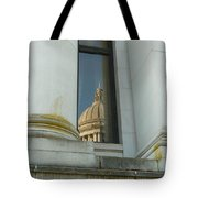 Dome Reflection Tote Bag