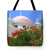 Domes Of Seven Apostles Tote Bag