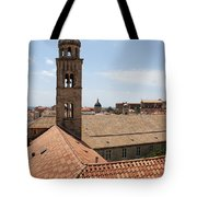 Dominican Monastery Tote Bag