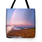 Dominican Rainbow Tote Bag