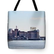 Domino Sugars - Baltimore Maryland Tote Bag