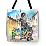 Don Quijotes New Pet Tote Bag
