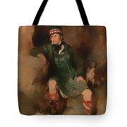 Donald Mcintyre Tote Bag