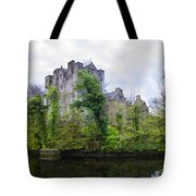 Donegal Castle In Donegaltown Ireland Tote Bag