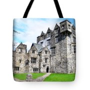 Donegal Castle - Ireland Tote Bag