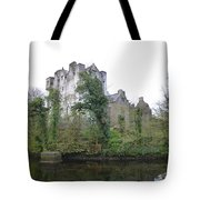 Donegal Castle Ruins Tote Bag
