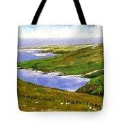 Donegal Coast Tote Bag
