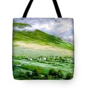 Donegal Hills Tote Bag