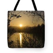 Donegal Morning - Lough Eske Tote Bag