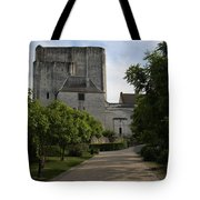 Donjon Loches - France Tote Bag