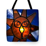Donna's Sunset Tote Bag