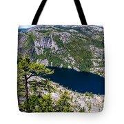 Donnel Lake  Tote Bag