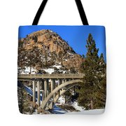 Donner Pass Tote Bag