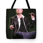 Donny Osmond Tote Bag