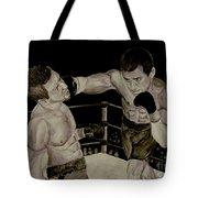 Donovan Boxing Tote Bag