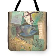 Don't Be Blue Tote Bag