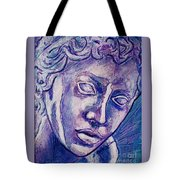 Don't Blink Tote Bag by D Renee Wilson
