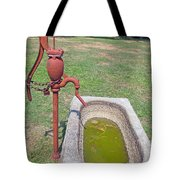 Don't Drink The Water Tote Bag