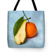 Don't Eat The Contrabass Player Tote Bag by Alexander Senin