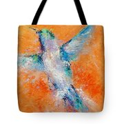 Don't Fly Away Tote Bag