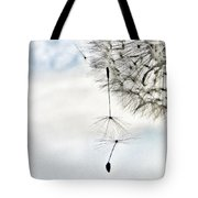 Don't Let Me Fall Tote Bag