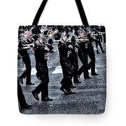 Don't Let The Parade Pass You By Tote Bag