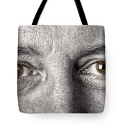 Dont Let The Stars Get In Your Hazel Eyes Tote Bag