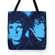 Don't Look Back In Anger. Tote Bag