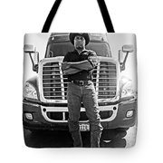Don't Mess With My Truck Tote Bag