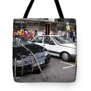 Don't Park Here Tote Bag