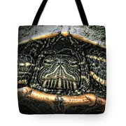 Don't Rock My House - Turtle Tote Bag