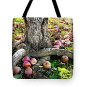 Don't Sit Under The Apple Tree With Anyone Else But Me Tote Bag