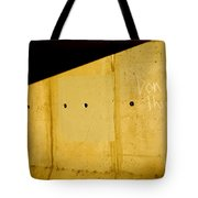 Don't Think Tote Bag