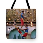 Don't Try This At Home Tote Bag