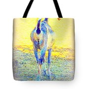 Dont Walk Out On Me Baby, Stay With Me Forever  Tote Bag